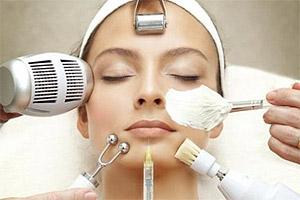 аппаратная косметология в салоне красоты